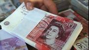 Thị trường tiền tệ Anh biến động mạnh