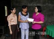 Phụ nữ chung tay giúp nhau phát triển kinh tế