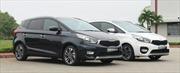 Kia Rondo 2017 chào năm mới, giá từ 654 triệu