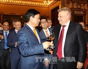 Lãnh đạo TP Hồ Chí Minh gặp mặt cơ quan đại diện nước ngoài nhân dịp năm mới