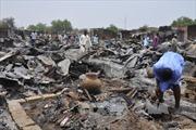 Không kích nhầm trại tị nạn ở Nigeria, hơn 170 người thương vong