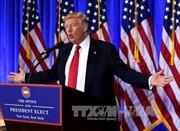 Tỉ lệ ủng hộ quá trình Tổng thống đắc cử Mỹ tiếp nhận quyền lực thấp kỷ lục