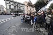 Tin thêm về trận động đất mạnh ở miền Trung Italy