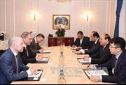 Thủ tướng tiếp Chủ tịch Viện Nghiên cứu Malik