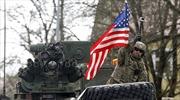 """Litva và Estonia ký thỏa thuận """"bước ngoặt"""" về lính Mỹ"""