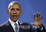 Tỷ lệ ủng hộ Tổng thống Mỹ Obama tăng cao trước khi mãn nhiệm