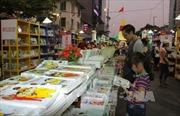 Lễ hội Đường sách Tết Đinh Dậu diễn ra từ ngày 25-31/1