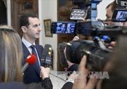 Syria nhấn mạnh mục tiêu đạt thỏa thuận ngừng bắn mới