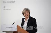 Bà Theresa May: Rời EU, nước Anh sẽ dẫn dắt kinh tế thế giới