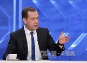 Thủ tướng Medvedev chỉ trích Mỹ phạm sai lầm khi phá vỡ quan hệ với Nga