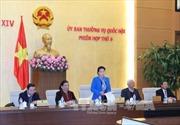 Thông cáo Phiên họp thứ 6 Ủy ban thường vụ Quốc hội khóa XIV