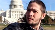 Phóng viên đưa tin biểu tình trong lễ nhậm chức ông Trump bị bắt