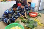 Đón Xuân cùng chiến sĩ Cảnh sát biển Việt Nam