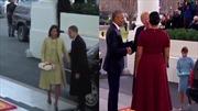 Khác biệt trong cách đối xử với phụ nữ giữa ông Trump và ông Obama