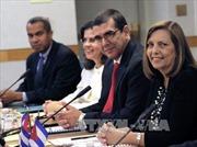 Phái đoàn Cuba tới Mỹ thảo luận cơ hội đầu tư