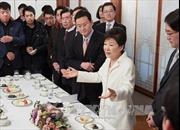 Các cựu nghị sĩ đảng cầm quyền Hàn Quốc thành lập chính đảng mới