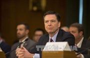 Tổng thống Trump có thể giữ lại Giám đốc FBI James Comey
