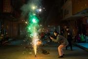 Lý do khiến người dân Bắc Kinh ngày càng ngại đốt pháo Tết