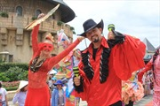 Rộn ràng Carnival xuân Bà Nà Hills