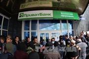 Ngành ngân hàng Ukraine thua lỗ kỷ lục