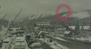 UFO bí ẩn bay ngang khu trượt tuyết Colorado
