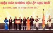 Thủ tướng dự Lễ kỷ niệm 185 năm thành lập và 20 năm tái lập tỉnh Bắc Ninh