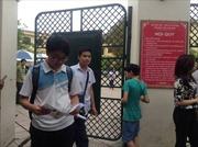 Xác định điểm bảo lưu của thí sinh đăng ký dự thi