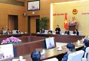 Chủ tịch Quốc hội gặp mặt Đoàn đại biểu công dân gương mẫu, tập thể kiểu mẫu