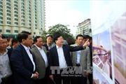Phó Thủ tướng Trịnh Đình Dũng yêu cầu quy hoạch phát triển đô thị Hà Nội đồng bộ