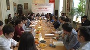 Đoàn TNCS Hồ Chí Minh tại LB Nga phát triển mạnh về số lượng và chất lượng
