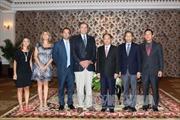 Lãnh đạo TP Hồ Chí Minh tiếp Chủ tịch Đảng Đề xuất Cộng hoà Argentina