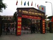 Quyết định cách chức hiệu trưởng, hiệu phó Trường Tiểu học Nam Trung Yên