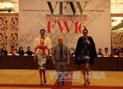 Trình diễn 1.000 mẫu thiết kế thời trang Thu Đông mới nhất