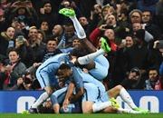 Hàng thủ 'mơ ngủ', Man City vẫn đá bại Monaco 5 - 3