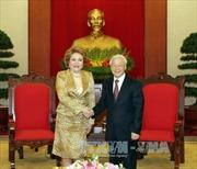 Làm sâu sắc hơn quan hệ đối tác chiến lược toàn diện Việt - Nga