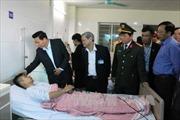 12 nạn nhân vụ nổ xe khách tại Bắc Ninh đã dần bình phục