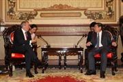 TP. Hồ Chí Minh tạo điều kiện tốt nhất cho các doanh nghiệp Anh