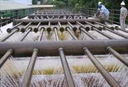 Điều chỉnh quy hoạch cấp nước Hà Nội