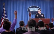 Tư lệnh Mỹ tại Trung Đông bí mật thăm Syria