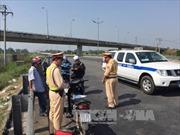 Cảnh sát giao thông có được dừng xe trên đường cao tốc?