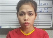 Nữ nghi phạm được trả tiền cho vụ 'ông Kim Jong-nam'