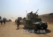 IS phản kháng quyết liệt tại Tây Mosul