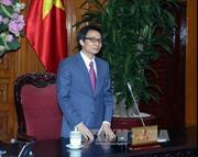 Phó Thủ tướng dự lễ khai trương Trung tâm đổi mới sáng tạo