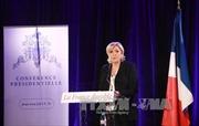 Các ứng viên Marine Le Pen và Emmanuel Macron sẽ dẫn đầu ở vòng 1 bầu cử Pháp