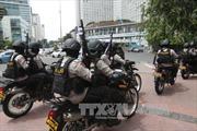 Đánh bom khủng bố tại tòa nhà chính phủ Indonesia