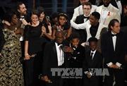 'Moonlight' hạ gục 'La La Land' trong màn trao thưởng có một không hai