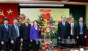 Đồng chí Nguyễn Thiện Nhân chúc mừng Ngày Thầy thuốc Việt Nam