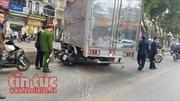 Tai nạn giao thông tại Hà Nội chủ yếu xảy ra trong nội đô