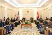 Thúc đẩy hợp tác quốc phòng song phương Việt Nam - Hoa Kỳ