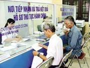 Hà Nội cải cách nền hành chính công vì nhân dân phục vụ